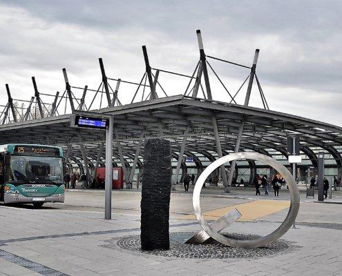 Biegetechnik für den Busbahnhof in Wetzlar
